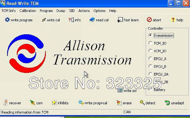 US $138 0 |Allison TCM Reflash 2012 3 0 version disc from Lucy-in Software  from Automobiles & Motorcycles on Aliexpress com | Alibaba Group