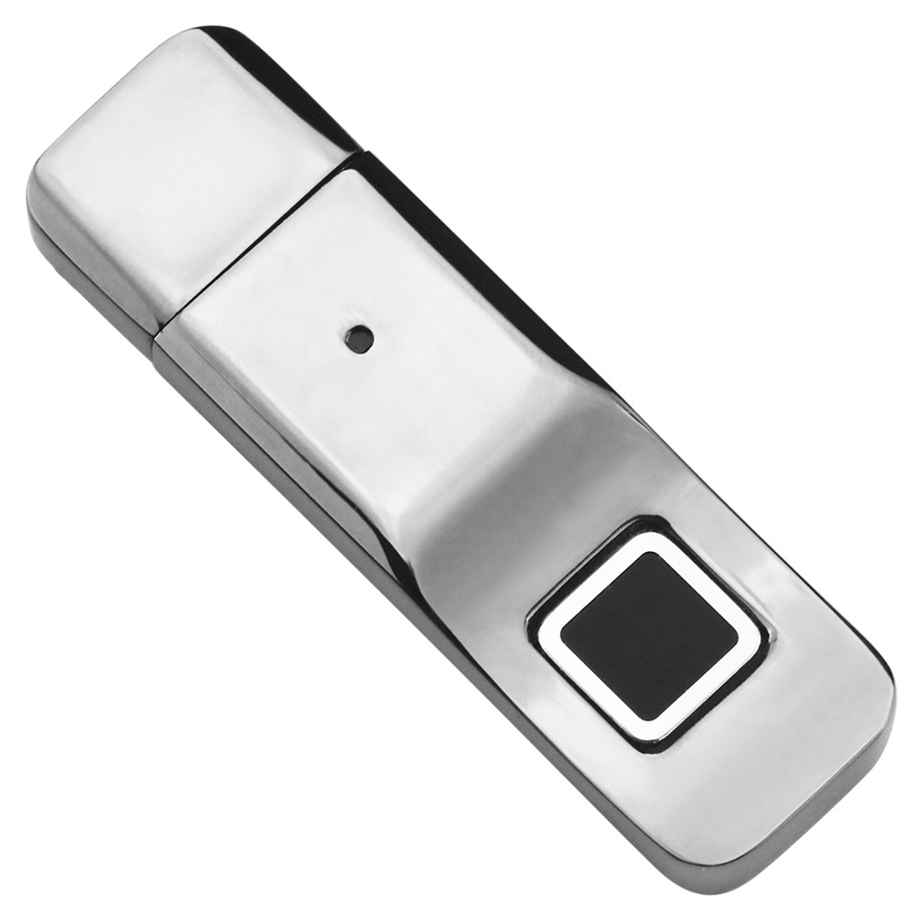 32GB Fingerprint U Disk Encryption USB 3.0 Flash Drive Portable High Speed Recognition Memory U Disk|Electric Lock|Security & Protection - title=