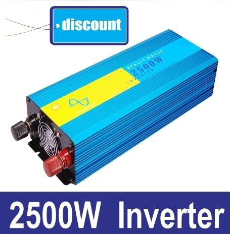 5000W onduleur solaire Pure sine wave inverter 2500W 110/220V 48/96VDC,PV Solar Inverter, Power inverter, Car Inverter Converter 5000w pure sinus omvormer pure sine wave inverter 5000w 24v to 120v pv solar inverter power inverter car inverter converter