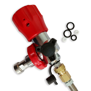 Image 4 - AC901 Acecare HPA 4500Psi M18*1.5 Treading filling station used for High Pressure/SCBA/Carbon Fiber Air/Paintball Cylinder/Tank