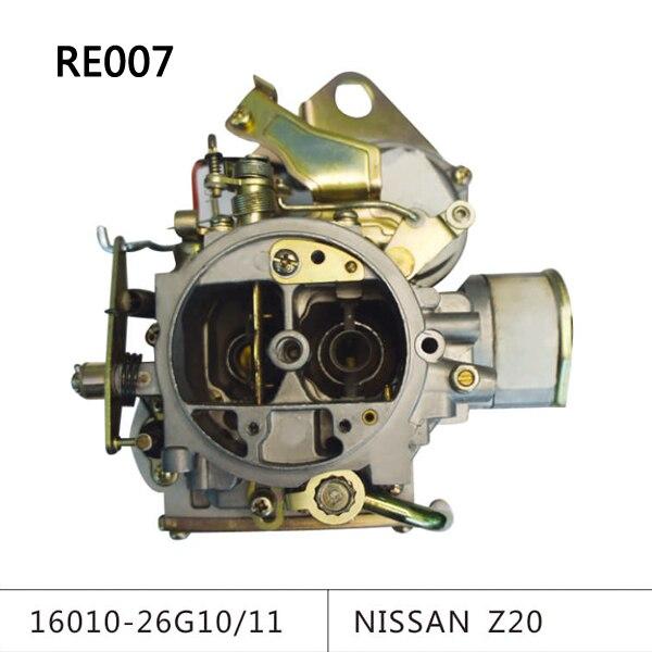 Carburador Z20 16010 26G10 forNissan/11 Carb em Carburadores de Automóveis  & Motos no AliExpress.com | Alibaba Group