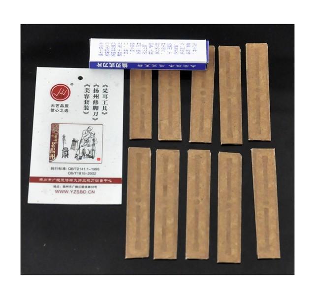Frete grátis 5 pcs Tianyi substituir lâmina de barbear manual 10 2015