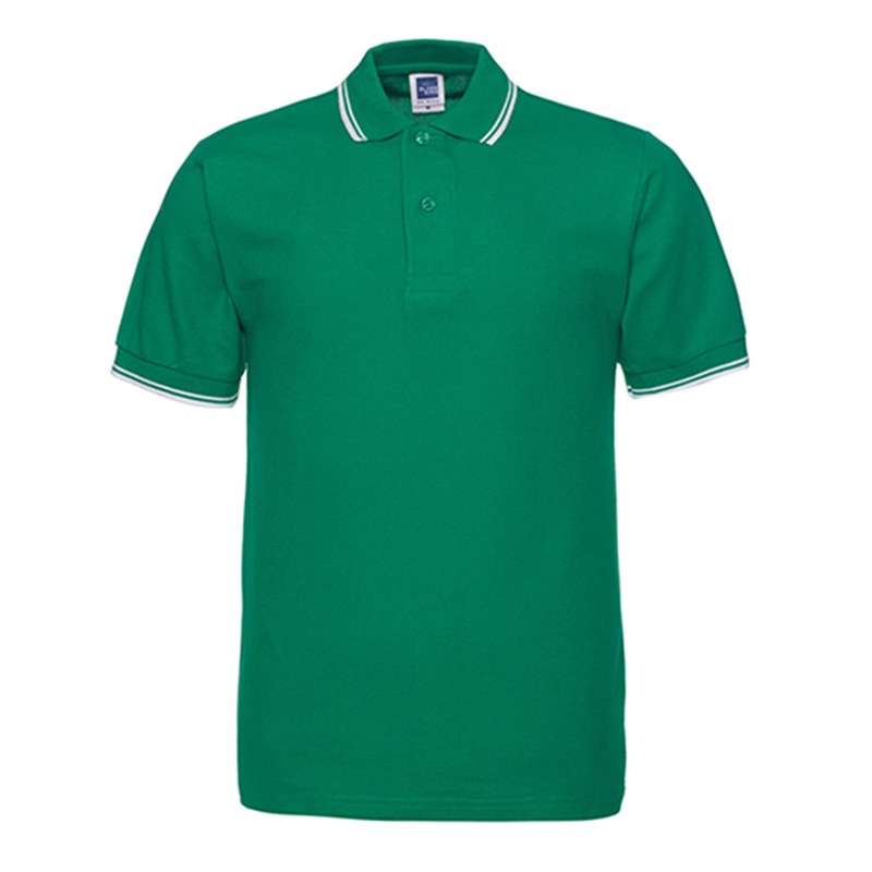 Men Clothes 2019   Polo   Shirt Men Casual Short Sleeve Shirt Mens Brand Cotton   Polo   Shirt Turn-down Collar Camisa   Polos   Masculina