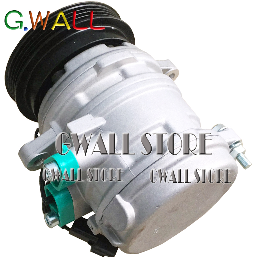 Brand New HS11 Auto AC Compressor For Hyundai Amica Atos 1 0i 9770102000 9770102010 9770102200 97701 02300 9770102310 977010550 in Air conditioning Installation from Automobiles Motorcycles