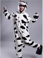 Mens Ladies Cow Onesie Adult Animal Onesies Onsie Jumpsuit Pyjamas Pajamas 318 S M L XL