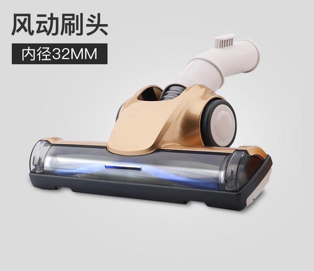 D 32mm brosse de sol cyclon pour aspirateur européen philips Haier Midea Rowenta LG electrolux Panasonic Ecovacs DERMATECH