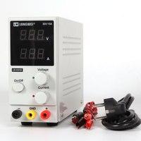 New 30V 10A LED Display Adjustable Switching Regulator DC Power Supply LW-K3010D Laptop Repair Rework 110v – 220v Voltage Regulators/Stabilizers