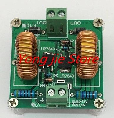 Module de Kit de bobine de générateur à haute tension de Tesla de réchauffeur d'induction à haute fréquence de ZVS