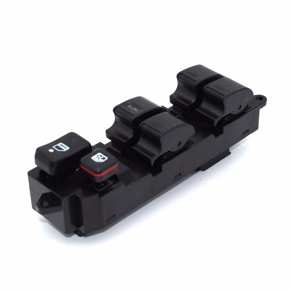 HURUNGO High quality Power Window Lifter Controller Master Control Switch 84820-22310 For Toyota Landcruiser 80 Series