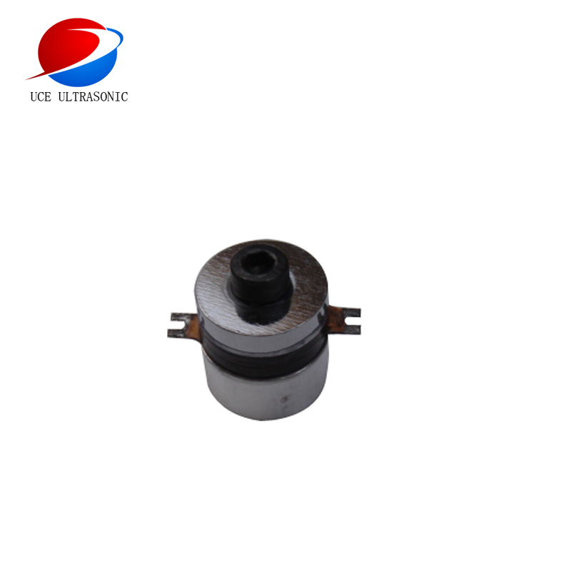 200 кГц/30 Вт преобразователь ультразвуковой очистки pzt-4, 200 кГц ультразвуковой датчик, пьезоэлектрический преобразователь