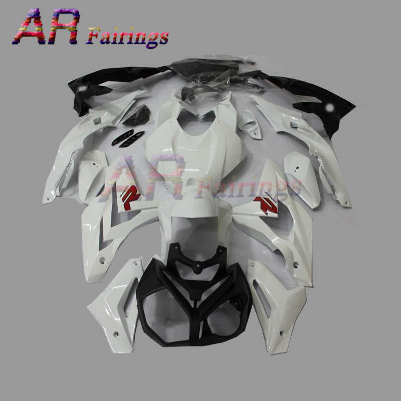 For BMW S1000R 2016 Plastics Motorcycle Fairing Injection Molded Kit Bodywork Cowling White Black S 1000R