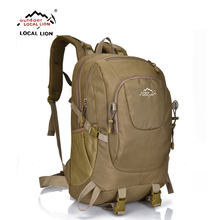 LOCALLION outdoor bag camouflage backpack Climbing Backpack Athletic Sport Travel bag Outdoor Rucksacks camping sports bags