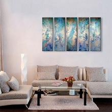 oil painting hand painted paintings on canvas home decoration Modern abstract Oil Painting wall