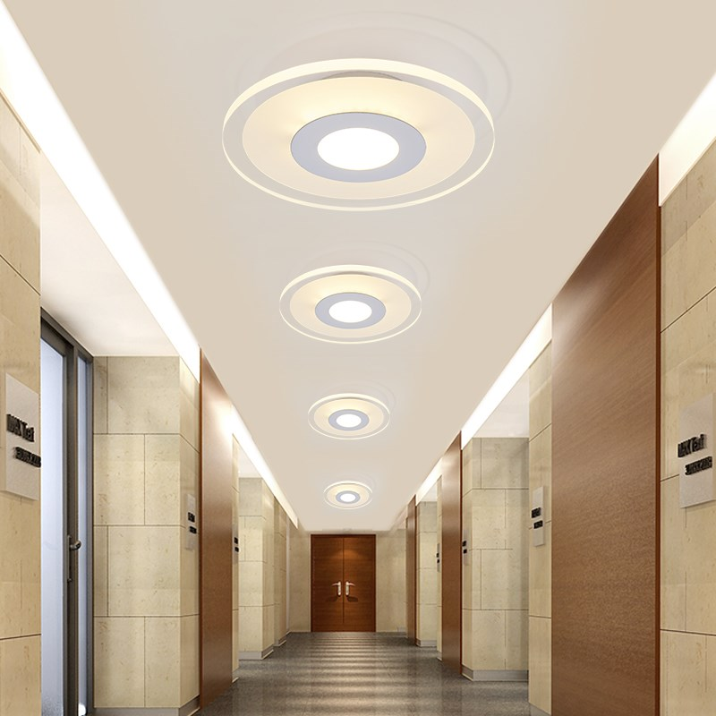 moderna iluminacin de techo llevada brillo luminarias prr sala lmparas led para el hogar accesorios de