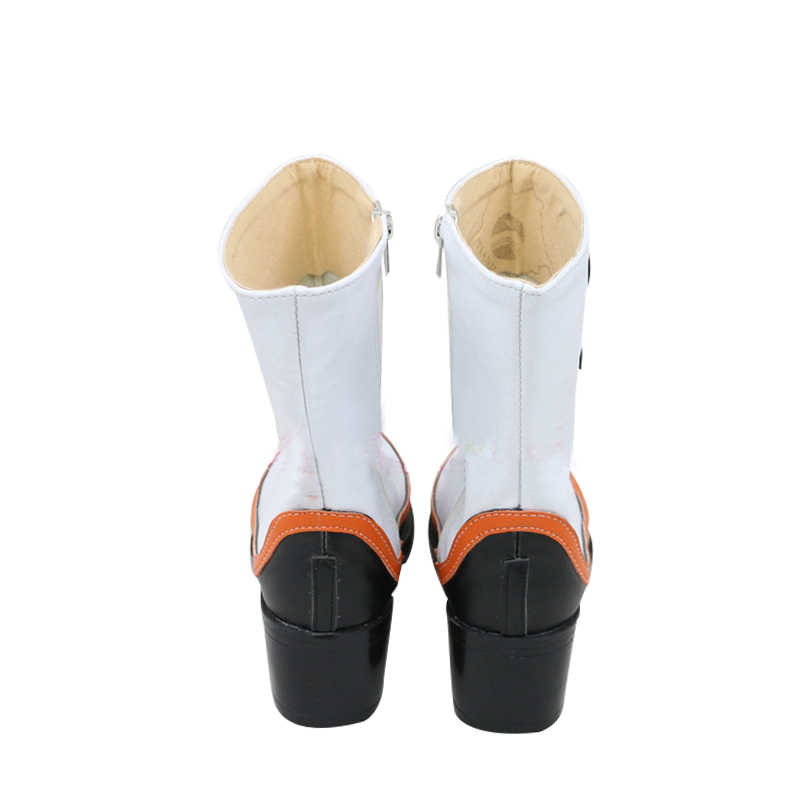 ROLECOS Neue LIEBLING in die FRANXX Cosplay Kostüme Schuhe Null Zwei Cosplay Weiße Stiefel Anime Cosplay Schuhe