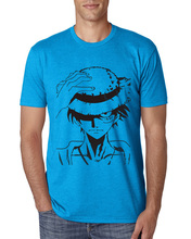 Straw Hat Luffy Colorful T-Shirt