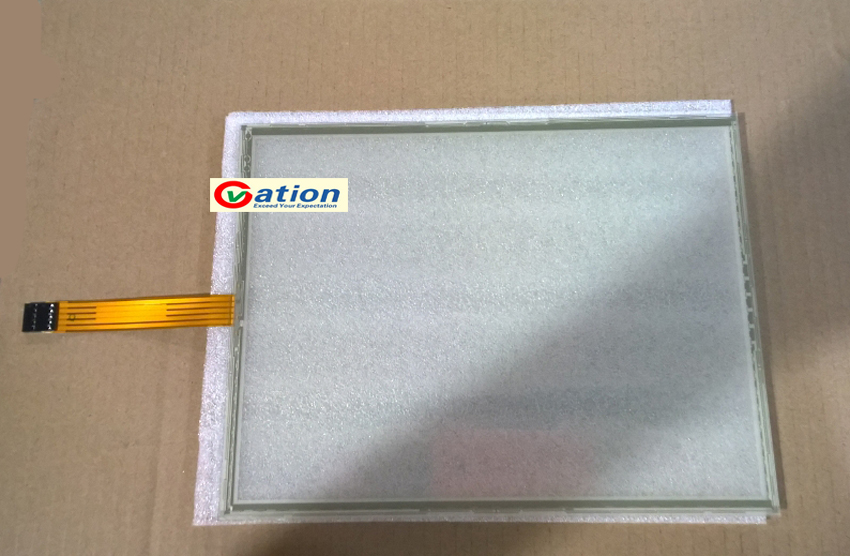 For 10.4inch  6AV7461-7TA00-0AA1 6AV7461 Touch Screen Glass Panel