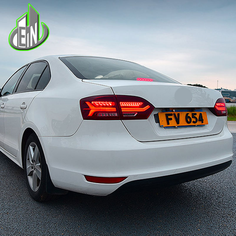 Car Styling For Vw Jetta 2012 2015 LED Taillights GLI MK6