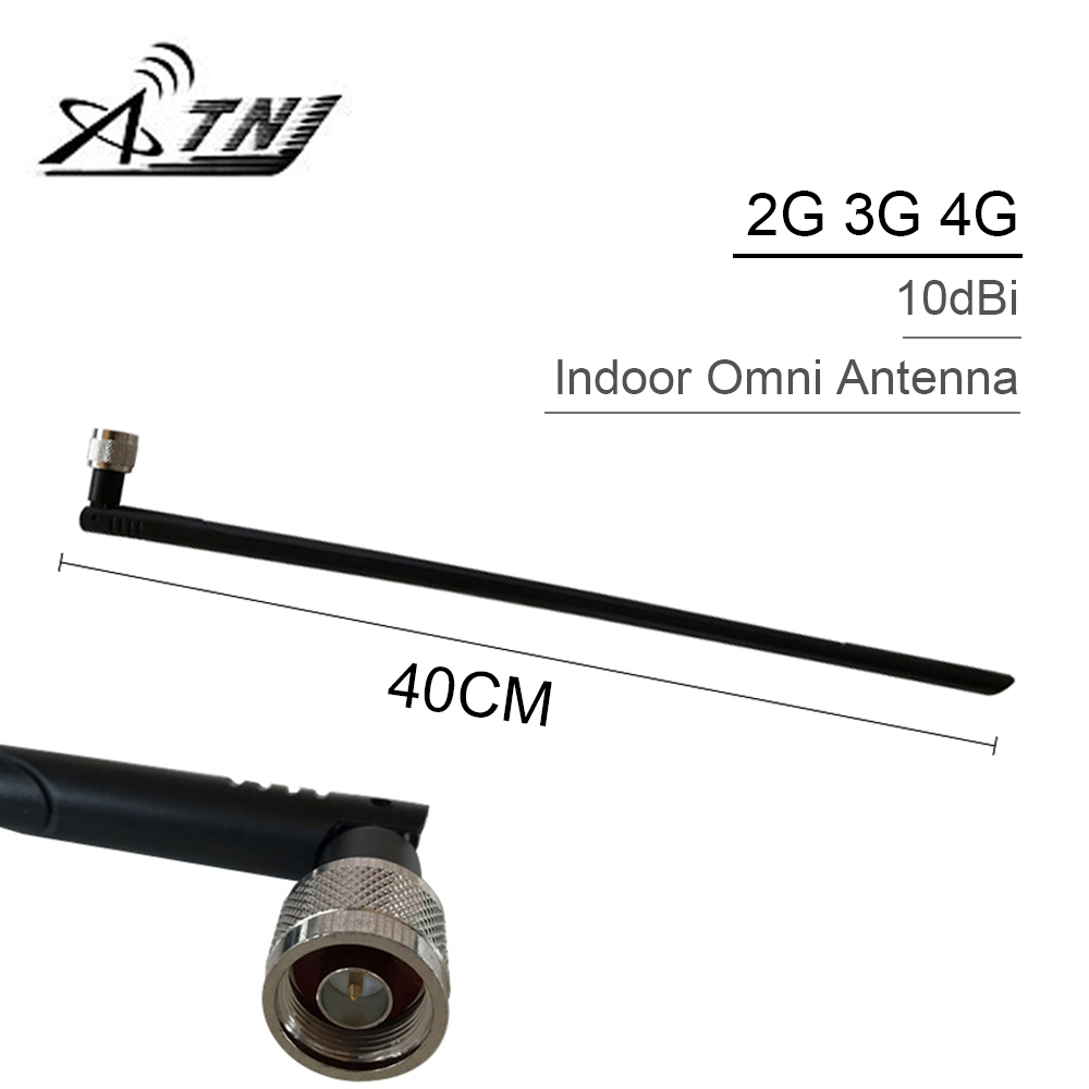 10dBi GSM 2G 3G 4G Antenna Wireless Inside Cell Phone Omnidirectional Antenna Indoor Omni Antenna For Signal Booster Repeater