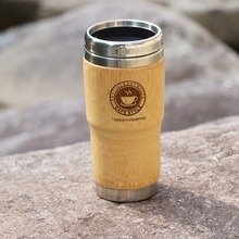 500ml Bamboo Travel Thermos Mug