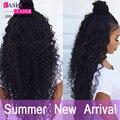 3 Bundles Brazilian Virgin Hair Water Wave 7A Grade Ocean Wave Wet And Wavy Human Hair Weave Bundle Deals Mink Brazilian Hair