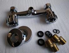 Хромированный высококачественный латунный клапан для холодной