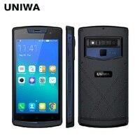 UNIWA M10 мобильного телефона IP68 Водонепроницаемый смартфон роскошный двойной Камера 4 разблокированными аппарат не привязан к оператору сото