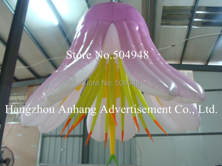 Giant Inflatable Flower Party Decoration giant inflatable balloon for decoration and advertisements