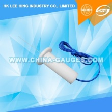 Socket Protective Test Needle with 1N of IEC60884 (Included CNAS & ILAC Calibration Certificate)