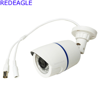 720P 960P AHD Security Camera Outdoor Indoor Bullet CCTV Surveillance Cameras With 2MP HD 3 6mm