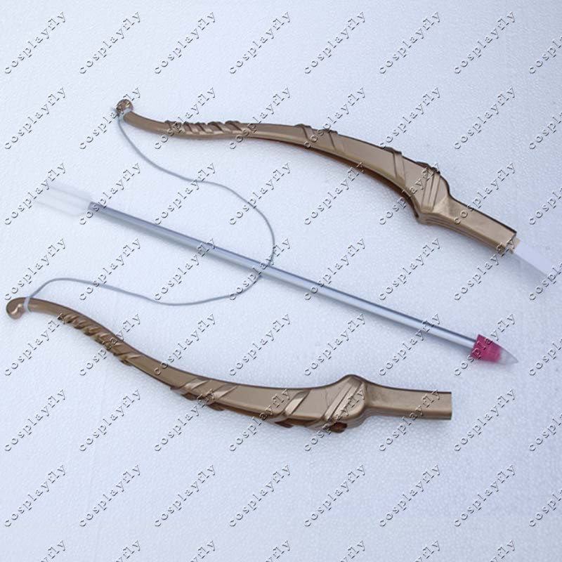 Puella Magi Madoka Magica Kaname Cosplay Prop PVC Bow And Arrow Longbow D0084 In Costume Props From Novelty Special Use On Aliexpress