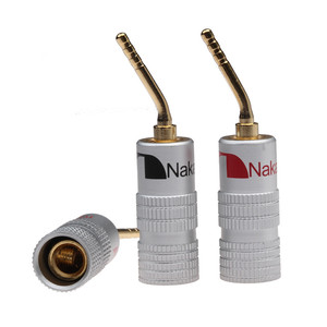 Image 5 - 20 sztuk/zestaw 2mm głośniczek z pinami wtyki bananowe pozłacany przewód kabel złącze dla Audio HiFi muzyczne Adapter do głośnika