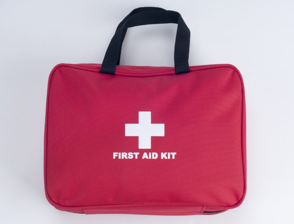 147pc/pack High Quality outdoor portable first aid kit  Emergency First Aid Kit Survival Bag outdoor Wilderness Survival FAK-A90 free shipping instant ice pack cold pack bag for emergency kits first aid kit cool pack fresh cooler food storage sports