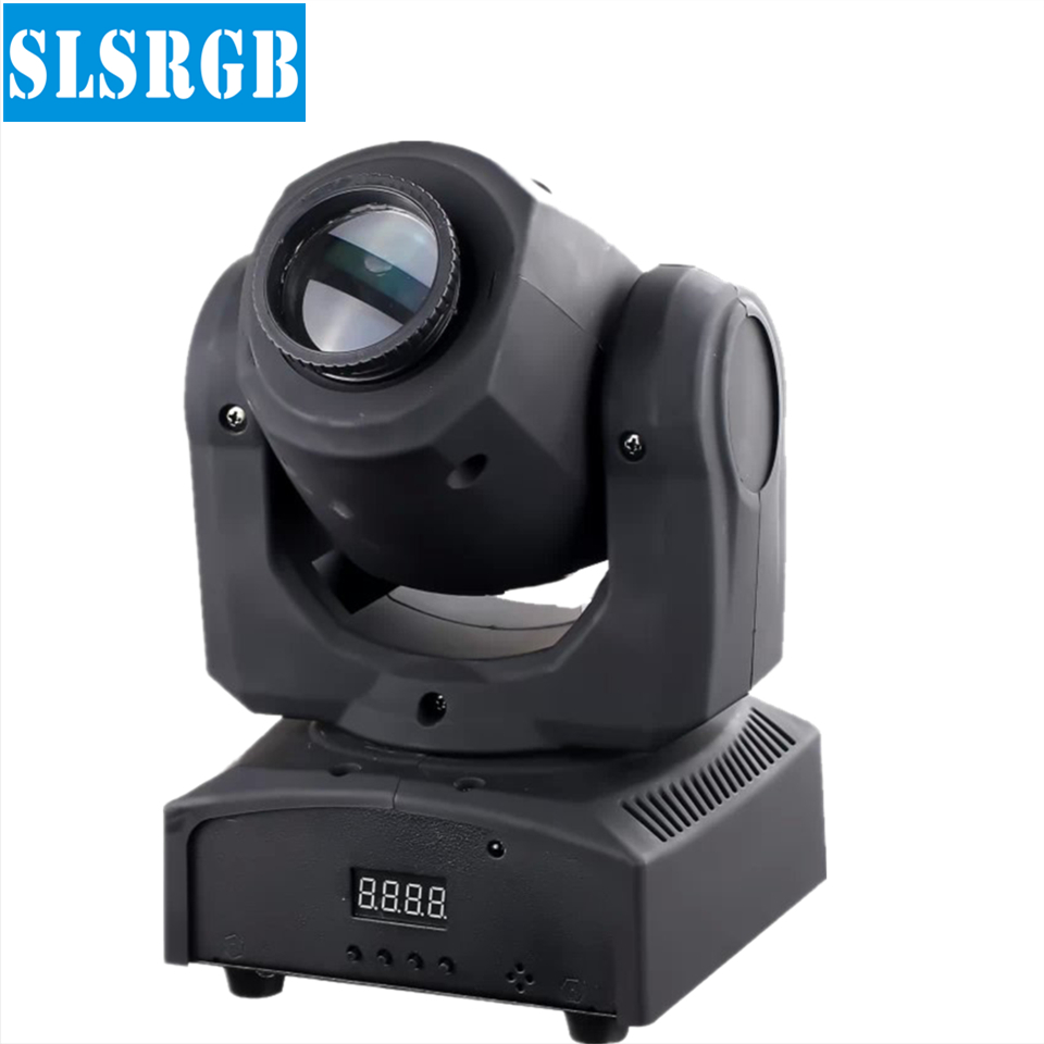 2017 hot selling Party disco dj stage light 10w dmx mini gobo projector spot led moving head