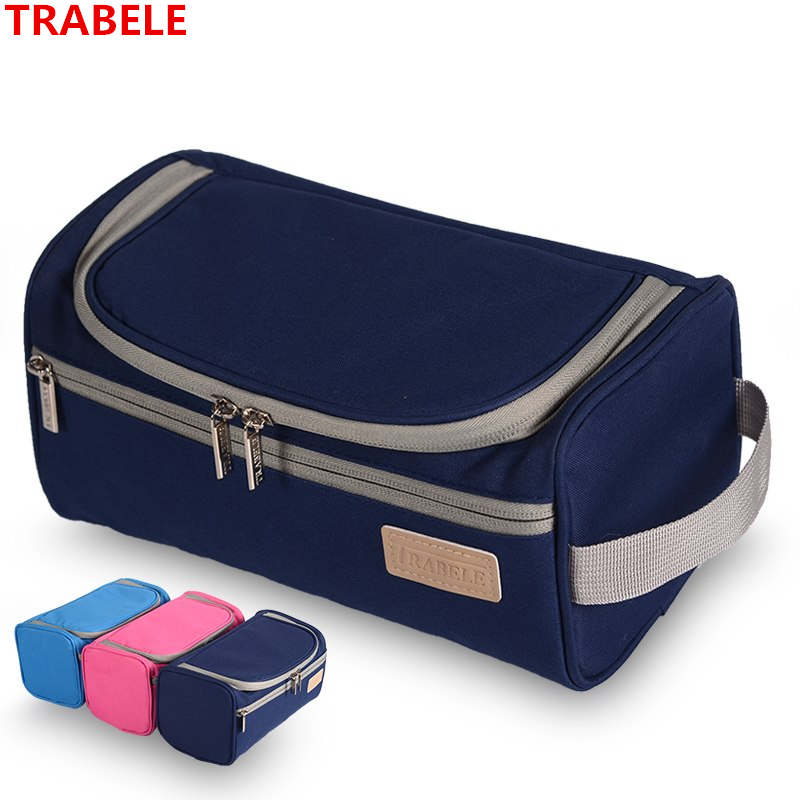 PLEEGA Hot Sell Necessaire Travel Business Men Wash Bag Multifunction Hook Up Hand Bag Women Cosmetic Bag Makeup Case Organizers
