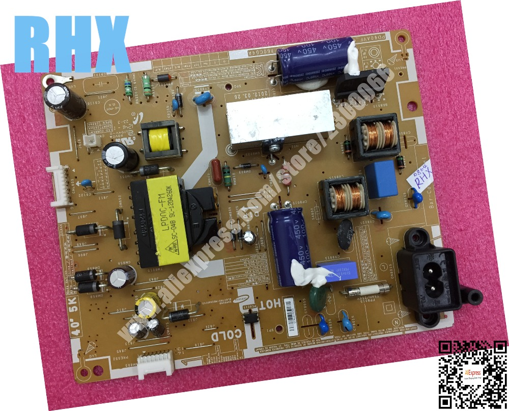 все цены на for Samsung UA40EH5003R power supply board PD40AVF_CSM BN44-00496A PSLF760C04A is used Quality assurance онлайн