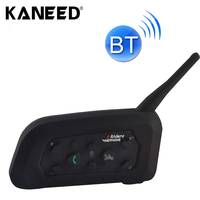 V6C 1200m Bluetooth Interphone Referee Headsets with Sport Armband Case Max Support Six Users