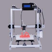ЖК-Дисплей 3D Печать MachineMetal Рамка I3 3d-принтер Комплект С Подогревом Кровать Варианты Два Рулона Нити SD Карты