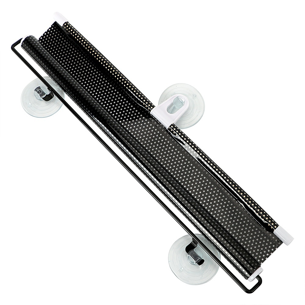 Car Sun Shades For Windshield 40cm*60cm Auto Retractable Side Window Solar Protection Sun Shade Curtain Front Windscreen 29
