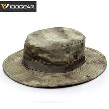 IDOGEAR Военная армейская тактическая шляпа Bonnie для спорта на открытом воздухе, рыбалки, Походов, Кемпинга, кепка 3607