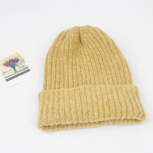 b2129bbdbfee6 Fashion Women s Beanie Ribbed Winter Warm Casual Solid Cute Hat Knitting  Wool One Size Small Crystals