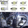 For KIA K5 Without Sunroof Convenience Bulbs Car Led Interior Light C10W W5W Replacement Bulb Dome