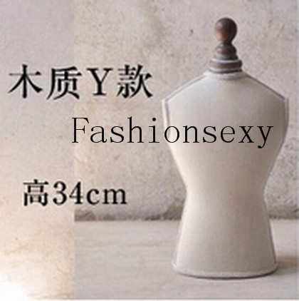 Necklace font b Pendant b font Women Lady Girl Beauty Necklace Display Pedestal Chain Holder Bust