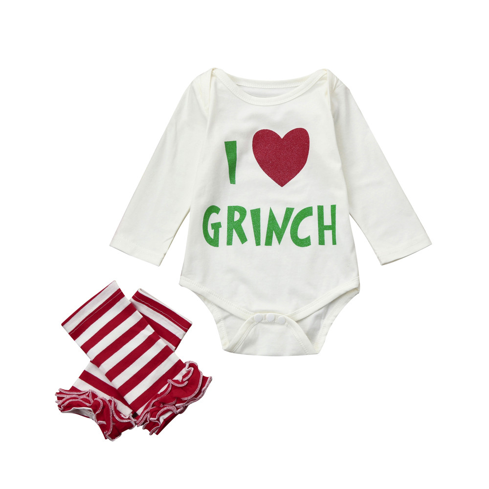 Online Shop 2018 baby girl clothing 2Pcs Infant Baby Girls Cotton ...