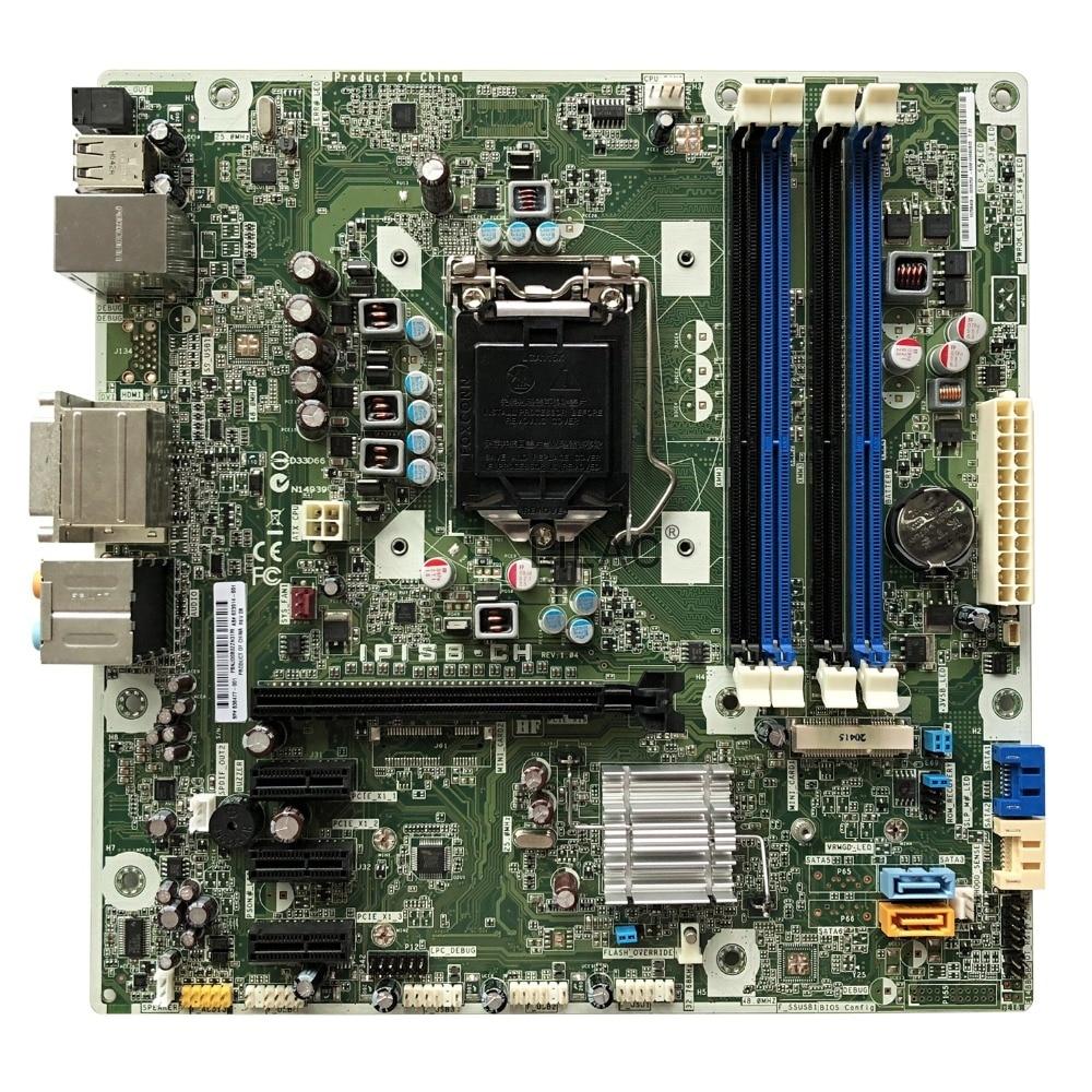 Original For lenovo IPISB-CH 636477-001 Desktop motherboard LGA1155 623914-001 636477 001 623914 002 desktop motherboard lga1155 h67 ipisb ch