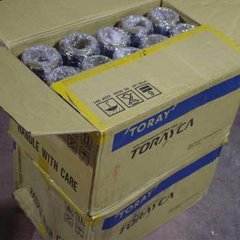 Toray T700SC 12000-50C 12 K 1 KG 1250 M z włókna węglowego elektryczne ciągłe przędza włókiennicza taśma z gwintem o wysokiej wytrzymałości materiał do naprawy - DISCOUNT ITEM  6 OFF All Category