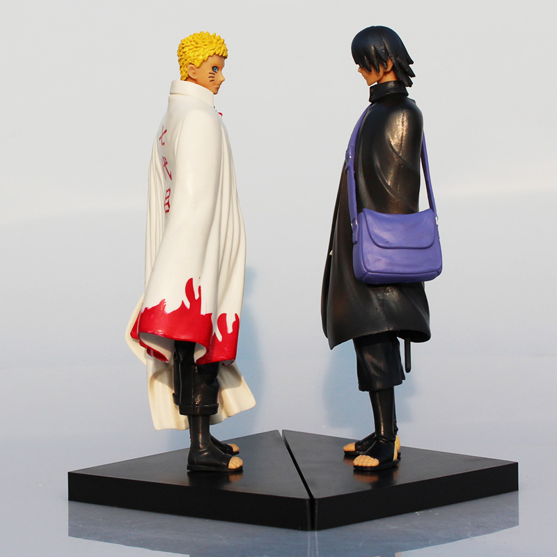 Naruto Action Figure 2pcs/set Japan Uzumaki PVC Action