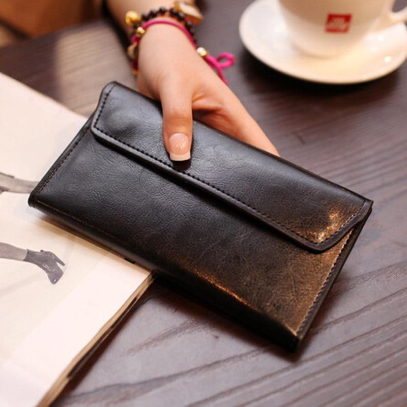 clutch leather envelope - Envelope Clutch Purse Handbag Women Leather Handbags Genuine Leather Bag Ladies Hand Bags Card Holder Mini Woman Bag Handbag