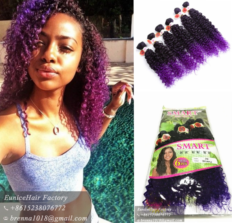 Unprocessed brazilian curly hair weave bundles 6pcs lot synthetic unprocessed brazilian curly hair weave bundles 6pcs lot synthetic tight curly hair extensions blonde color light brown body wave on aliexpress alibaba pmusecretfo Images