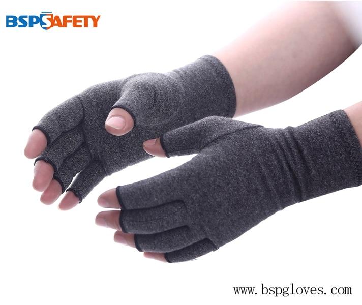 Original con base de artritis sello de facilidad de uso, guantes de artritis de compresión